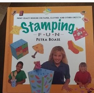 Stamping Fun Book by Petra Boase